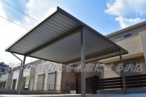岐阜 セッパンカーポート専門店『あなたのお宅を素敵にするお店』 エレント フォルテット