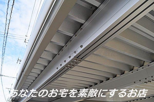 エレント フォルテットワイド セッパンカーポート梁